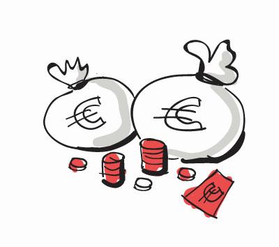 Winfrid Tiede Geld