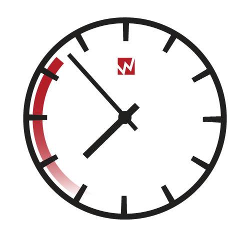 Überstunden Uhr